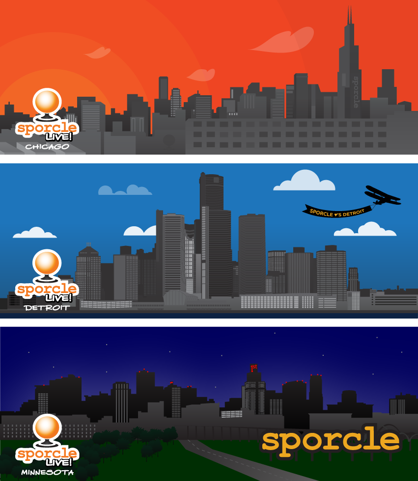 Sporcle Live Illustrated Cities